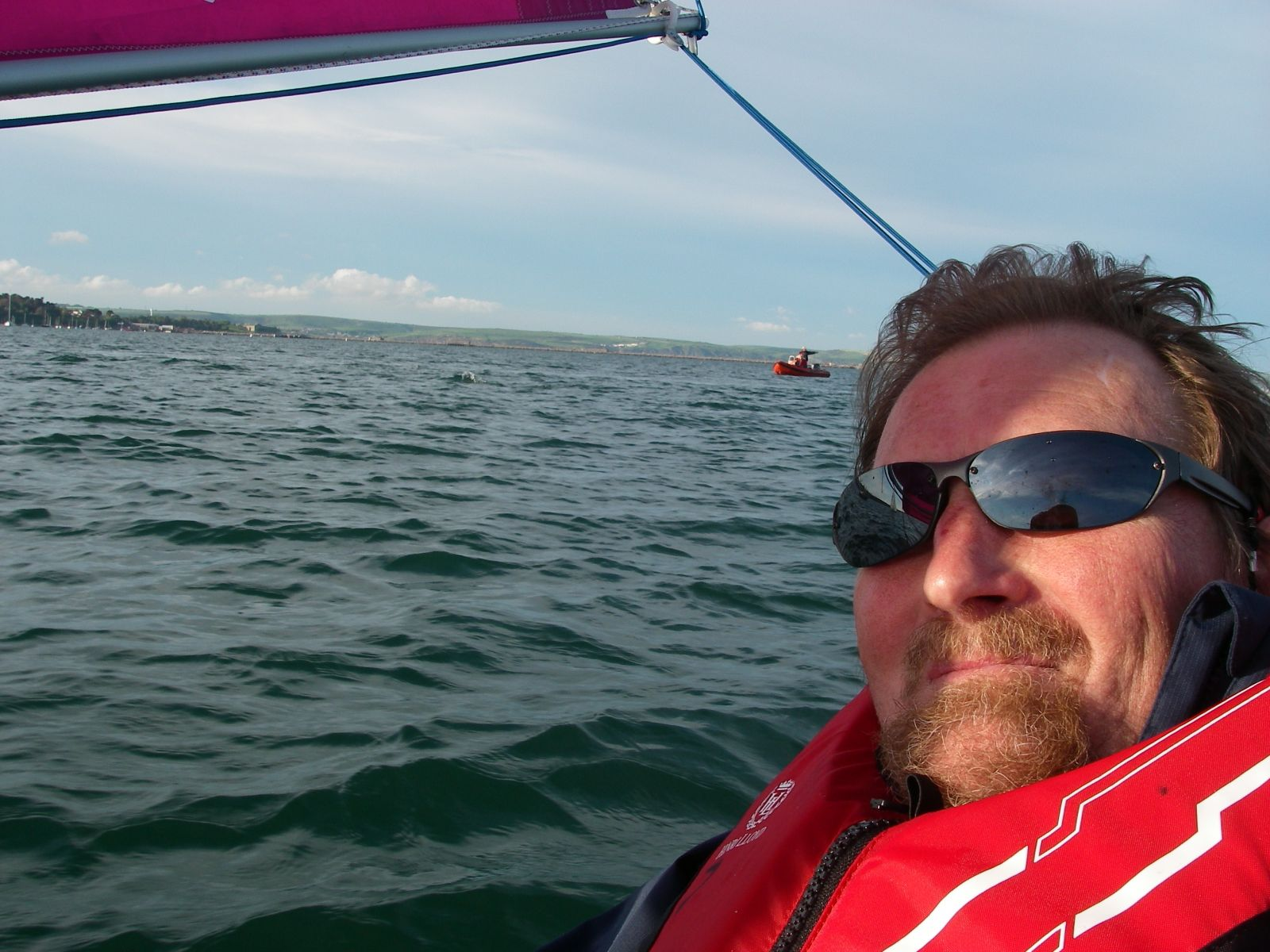 From Tim: What Chesil Sailability has done for me