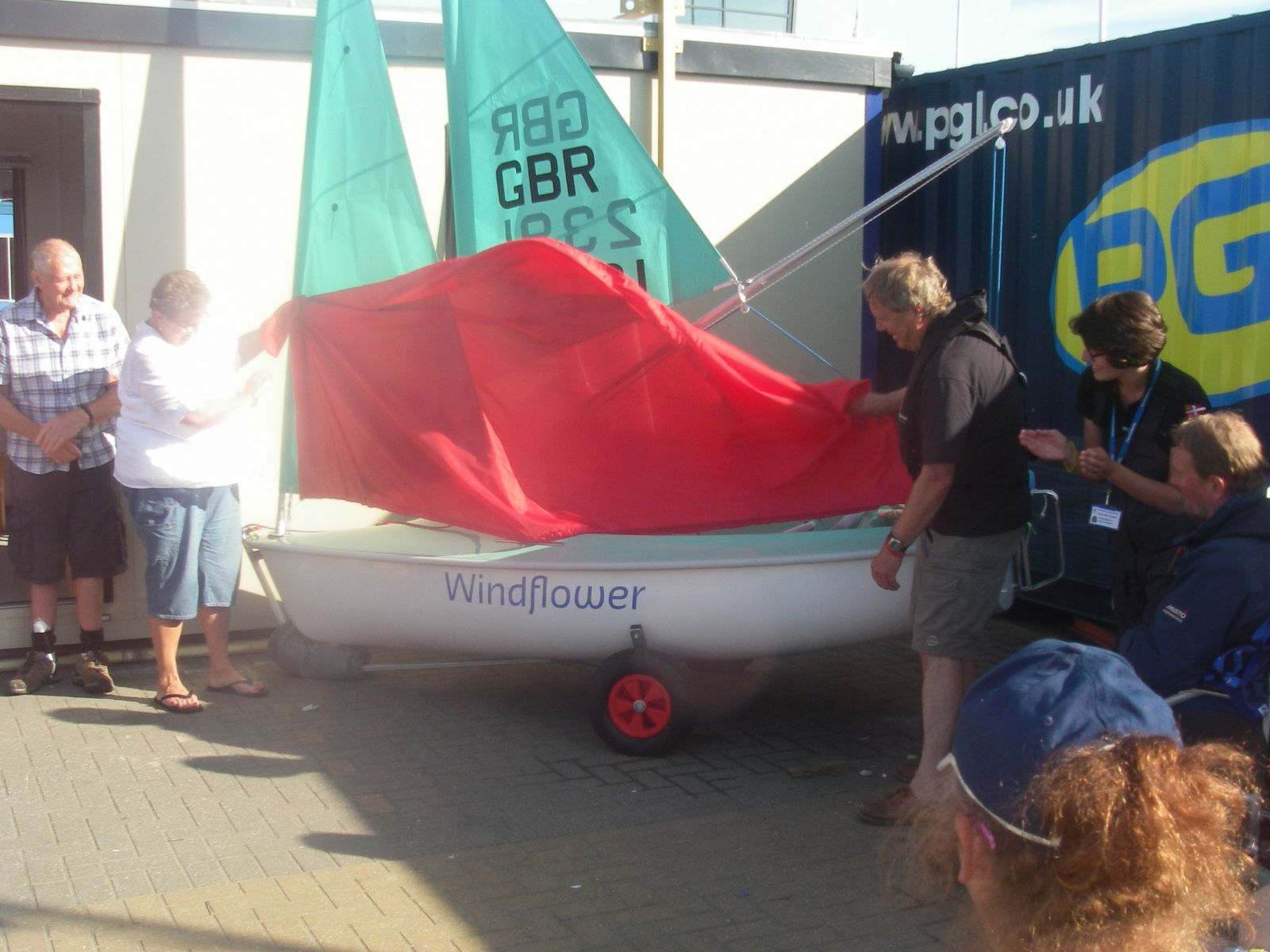 Windflower Launch