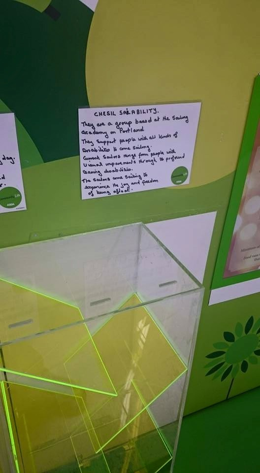 ASDA Green Tokens!